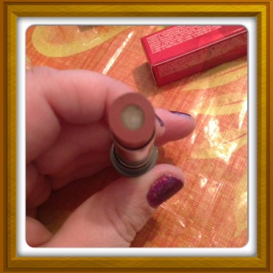 Kiko Milano Jelly Core Lipstick 01 Tender Rosewood