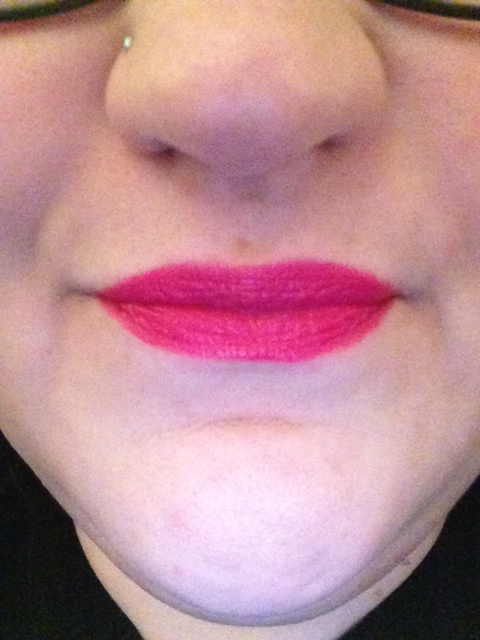 My hot lips (I think someone called me this in college.)