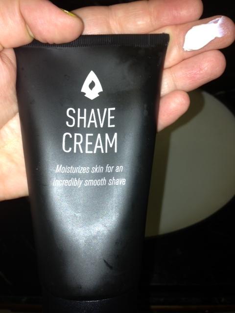 Creamy.