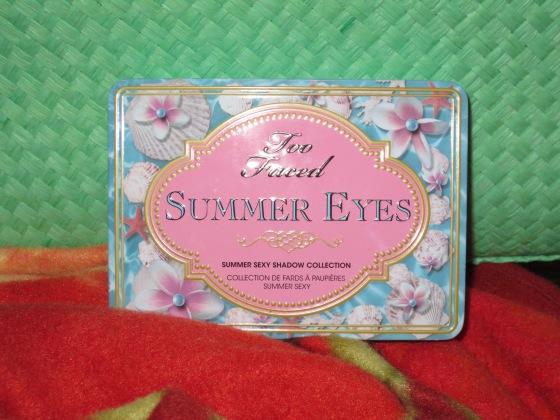 Summer Eyes!